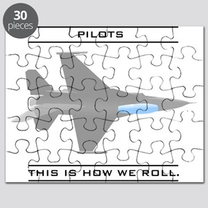 Pilots: How We Roll Puzzle